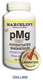 Potentiated Magnesium